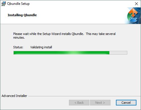 Qbundle Setup 4