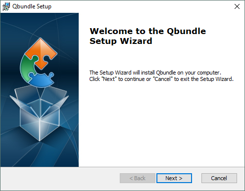 Qbundle Setup 1